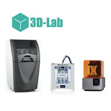 3Dlab FCBA